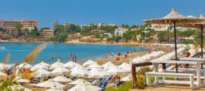 Paphos Coral Bay Beach