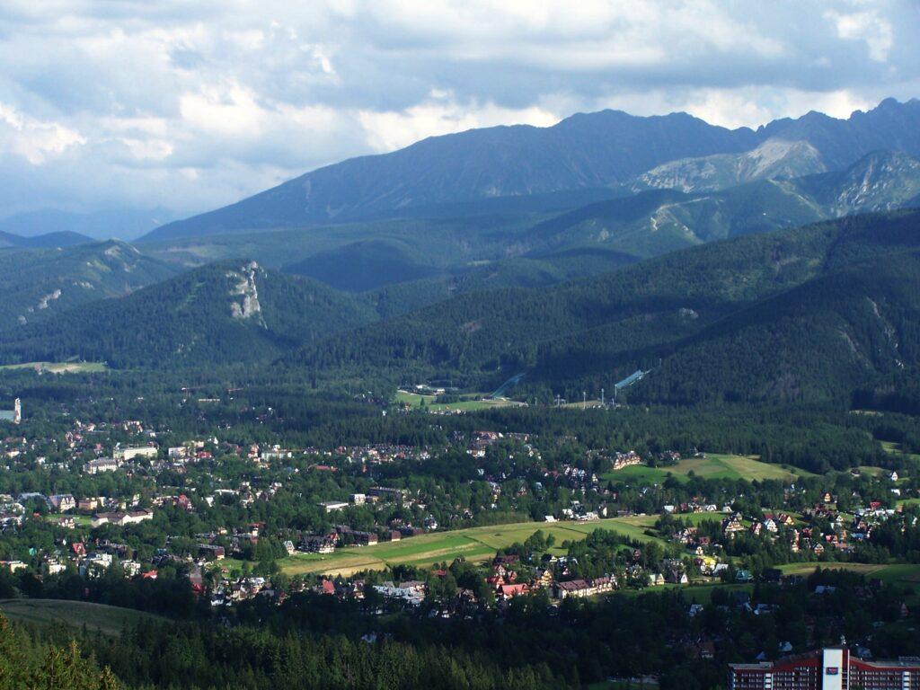 Zakopane mountains